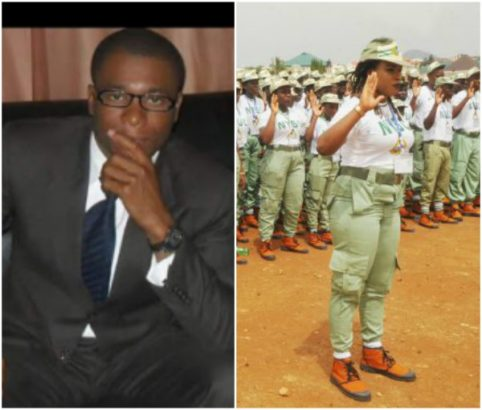 "Any Lady Wearing NYSC Khaki Trouser Has Committed An Offence Before God"" - Man"