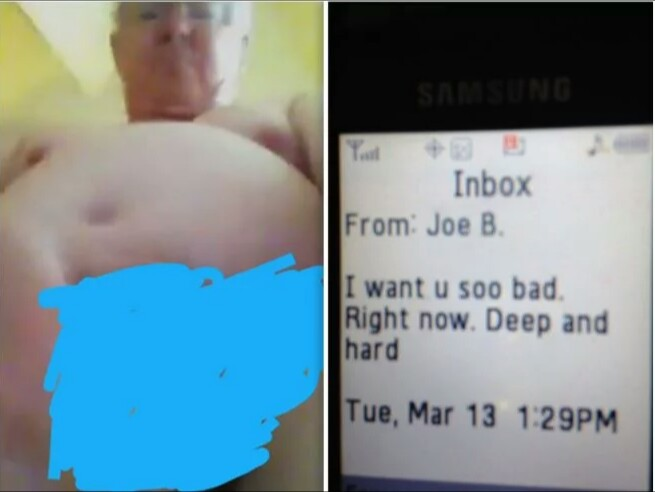 """I Want You So Bad Right Now"""" - US Congressman Sends Nudes To Lady (Pics)"""
