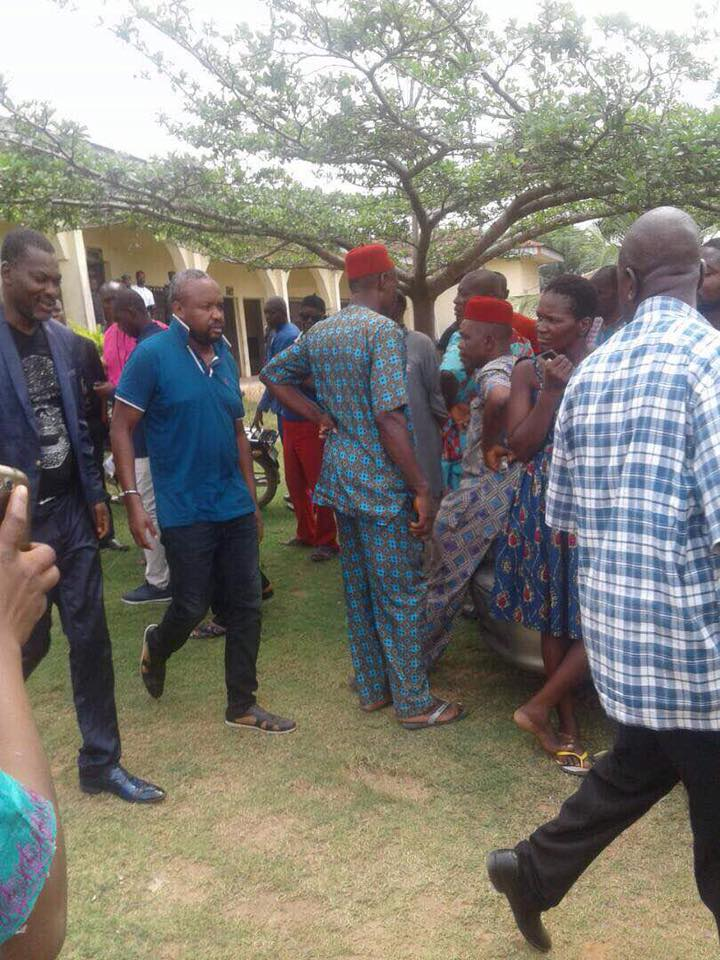"""""""My Boys Overreacted After Losing Target"""": Gang Leader Of Ozubulu Church Attack (Pic)"""