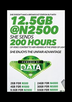 Glo Introduces New Data Plan