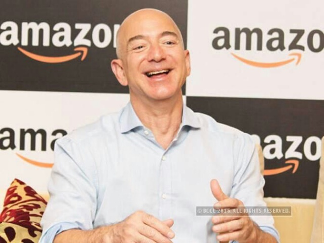 Black Friday: Amazon's Jeff Bezo Hits $100 Billion Mark