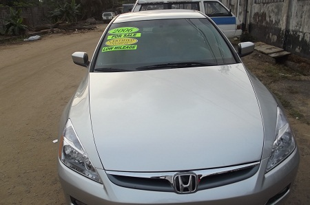 tokunbo 2007 honda accord se for n2m negotiable call autos nigeria. Black Bedroom Furniture Sets. Home Design Ideas