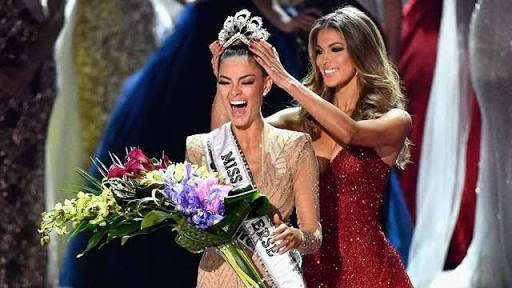 MISS SOUTH AFRICA BREAKS 39-YRS MISS WORLD
