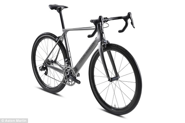 Aston Martin Unveils A  £15,777 Bicycle, Would You Buy It?(Photos)