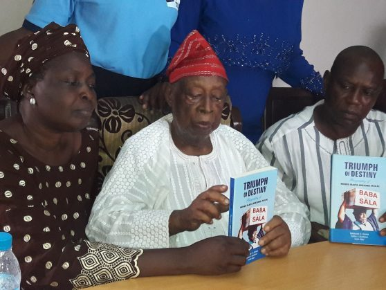 Actor Baba Sala Paralyzed By Stroke Days To Biography Presentation (Pics)