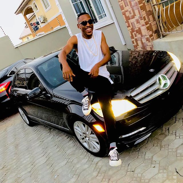 Mr 2kay Buys Mercedes Benz, Weeks After He Was Robbed And Beaten