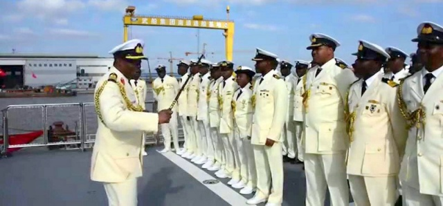 Nigerian Navy Announces Date For Recruitment Test