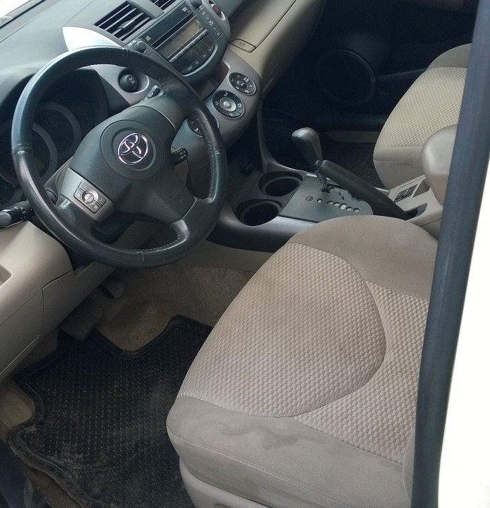 Rav4 LTD Edition 2008 Toks Location Ilupeju Price N3.9m