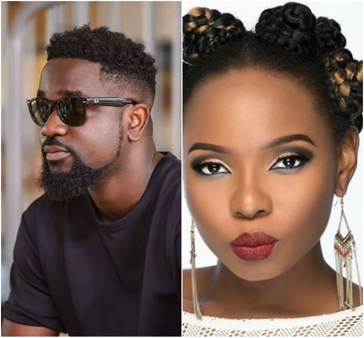 BREAKING!!! : Sarkodie Replies Yemi Alade Over Her Claims On Him Disgracing Her Three Times