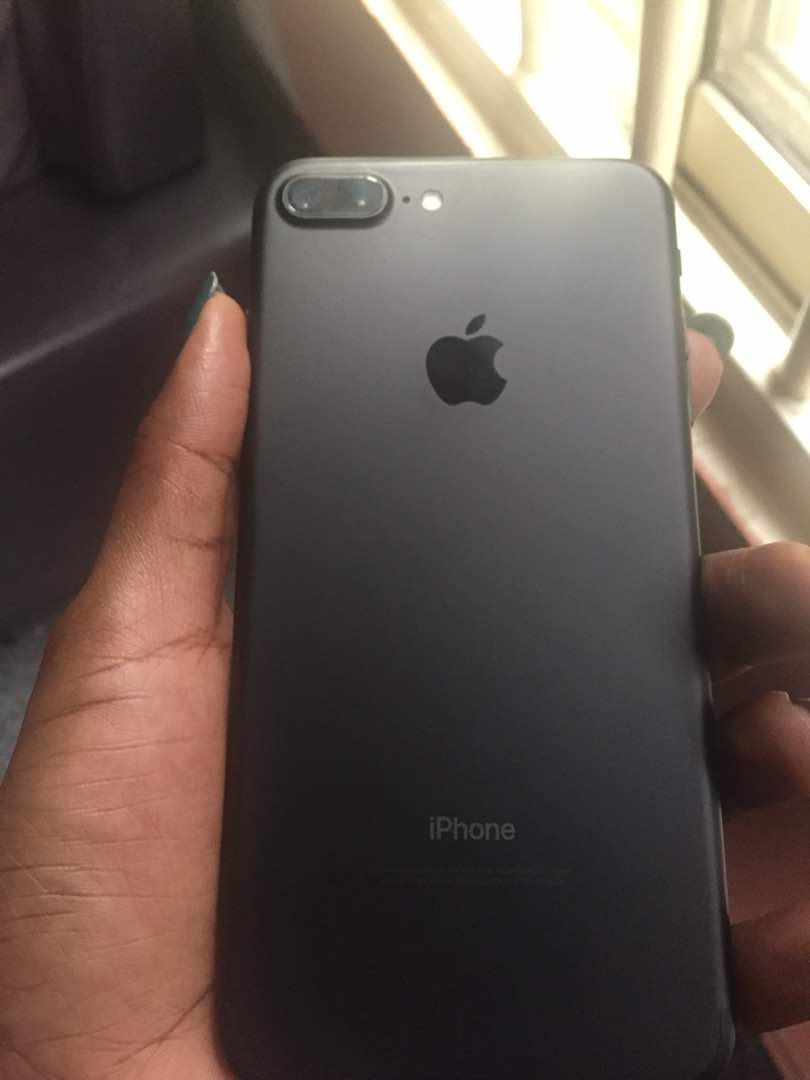 Uk Used Iphone 7plus With Complete Accessories Phone Internet Market Nigeria