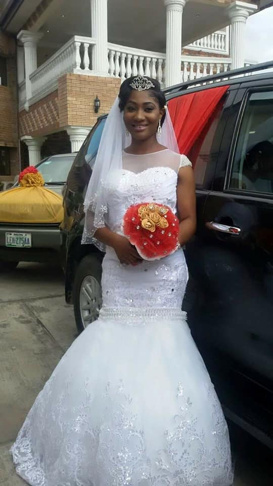 Friends Mourn As Pretty 26-Year-Old Lady Dies Months After Her Wedding (Photos)