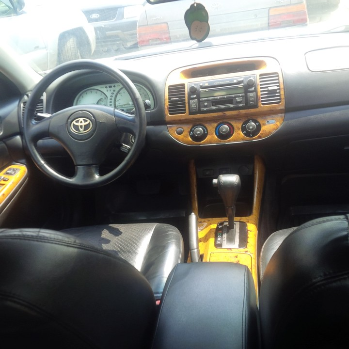 Registered 2005 Toyota Camry LE