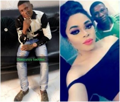 "Bobrisky In Tears. Replies Ex-Gateman Over Accusations, Says ""I Leave You To God"""