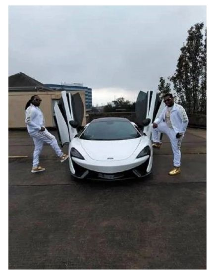 Meet Rich-Looking E-Square, Twins Set To Overtake P-Square (Photos)