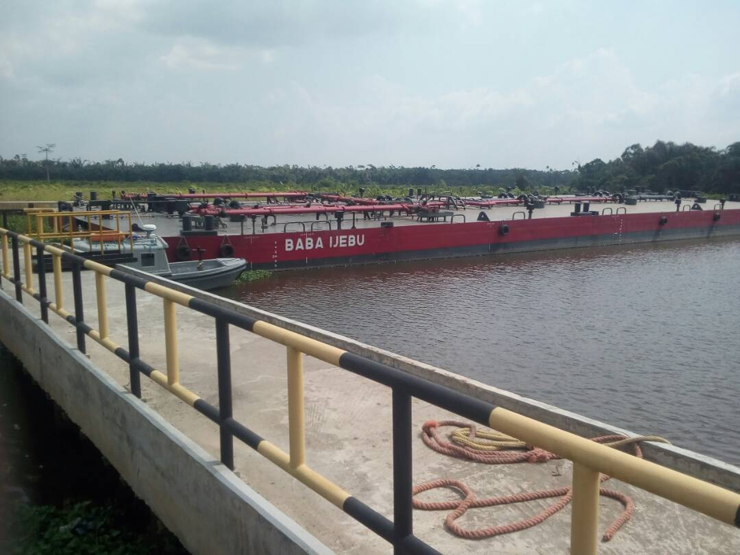 Baba Ijebu's Son Has Builds The Largest Tank Farm, Set To