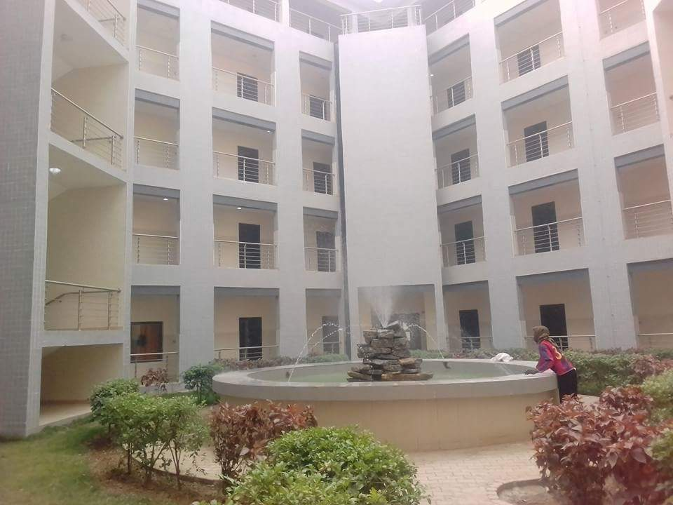 Pictures From ABU's Multi-Billion Naira Centre Of Excellence Donated By CBN