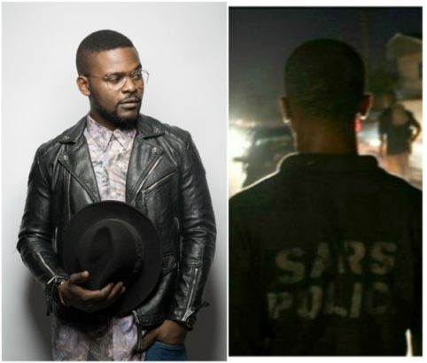 Falz – 'SARS Officials Harrassed Me And Slapped My Manager In Lagos'
