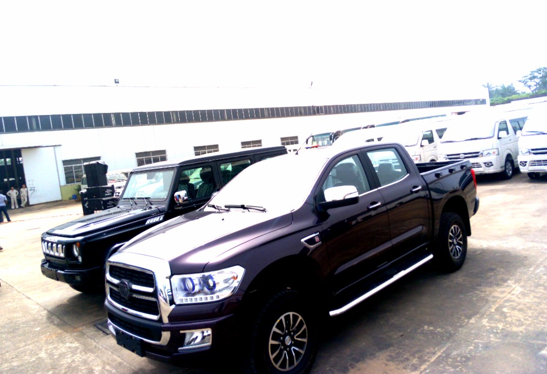 INNOSON MOTORS OFFICIALLY UNVEILS NEW SUV BRANDS IN ANAMBRA STATE