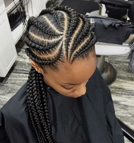 Designer Cornrow Braids 2018 19 Fashion Nigeria
