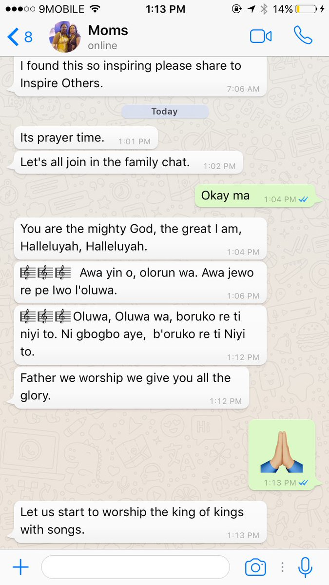 Nigeria dating whatsapp group chat