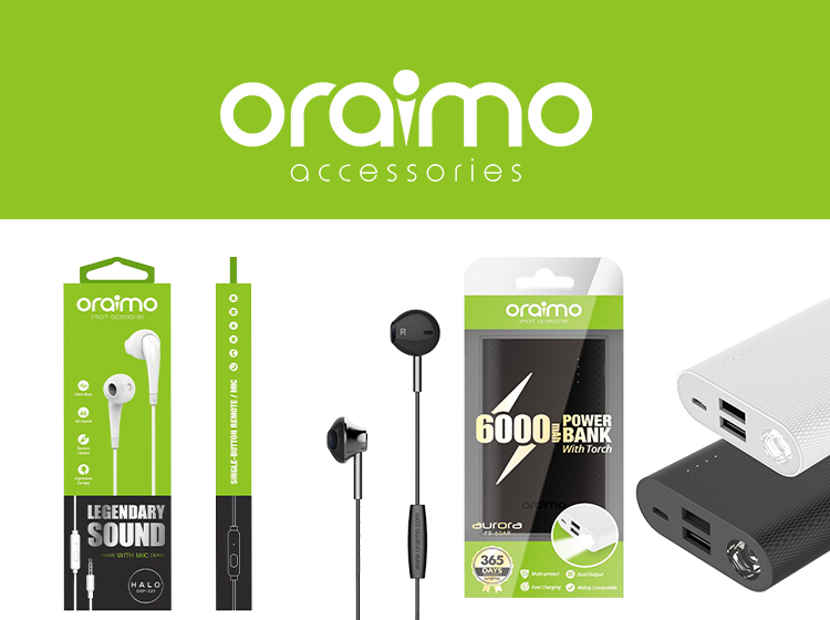 How Oraimo is Providing Nigerians with Quality Accessories
