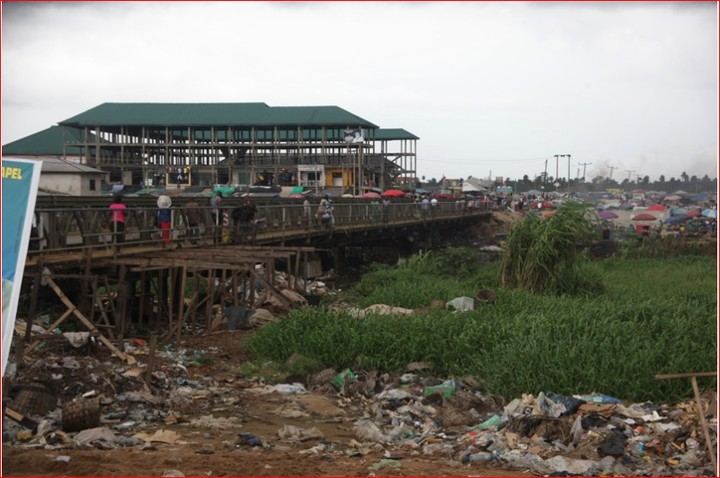 Before And After Some Of The Legacy Projects Of Gov. Seriake Dickson