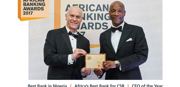 Gtbank Wins Nigeria's Best Bank & MD Named CEO Of The Year