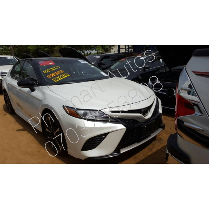 1 Like Re Brand New 2018 Toyota Camry For