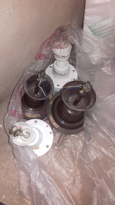 used ceiling fans 5 blade just moved into new apartment where dont use ceiling fans they are newclime2 and orl2 all in good working condition location abeokuta used ceiling fans for sale properties nigeria