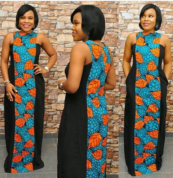 Latest Ankara Long Gown Styles 2017 2018 Fashion Nigeria