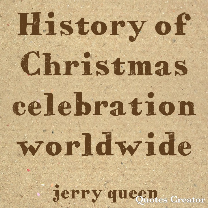 History Of Christmas Celebration How It All Started Religion