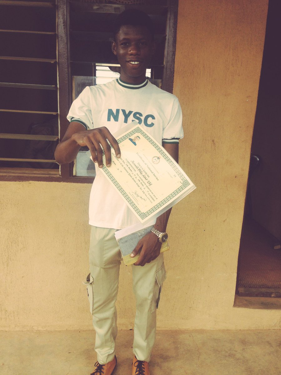Kidnapped, Shot 5 Times, Sacked From PPA Yet This Corper Completed Service