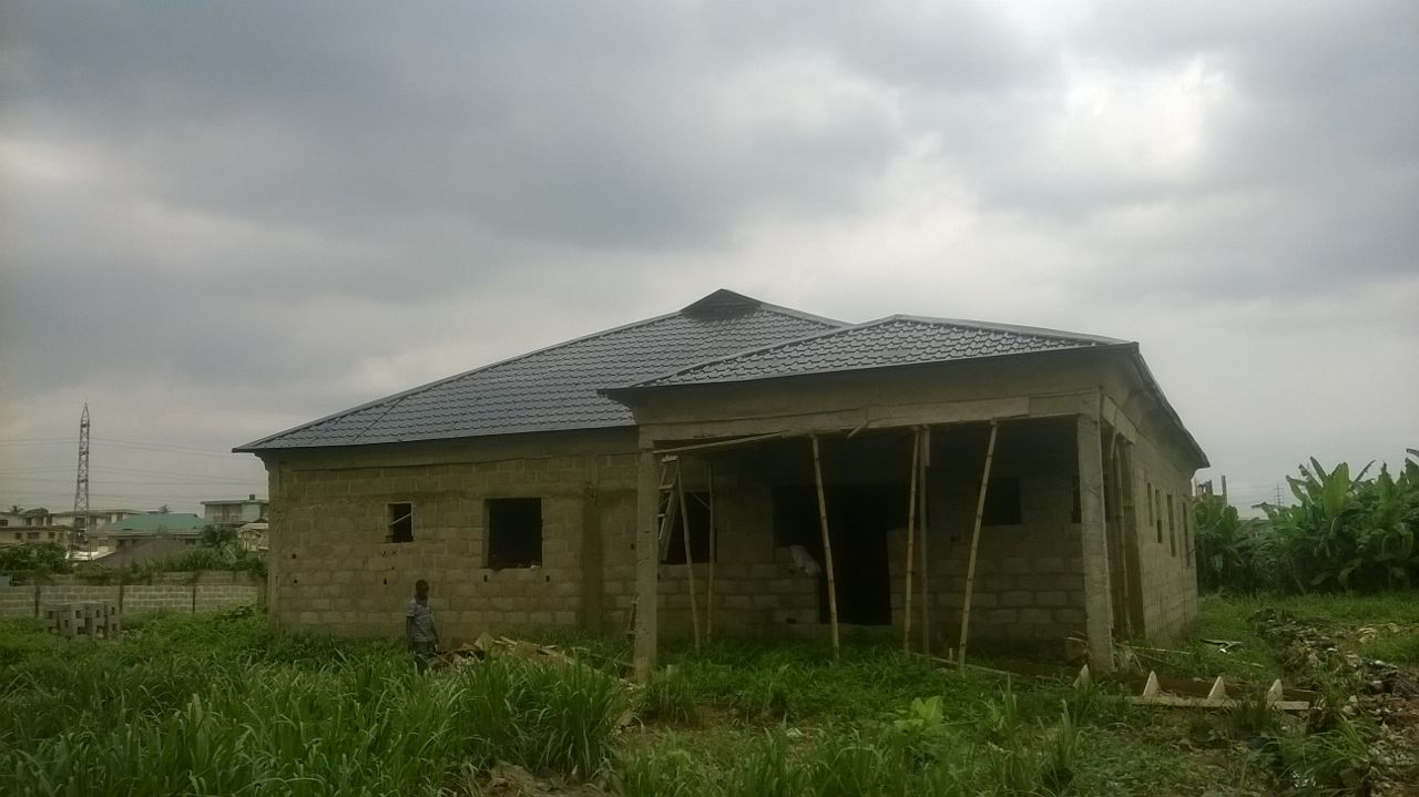Do you want to by quality roofing sheets and good finishing call 234 8066 19 17 41 for more info