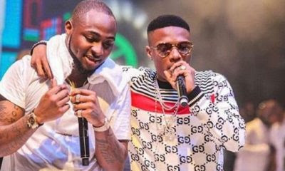 """If Wizkid And I Can Settle, Anybody Can Settle"" – Davido"