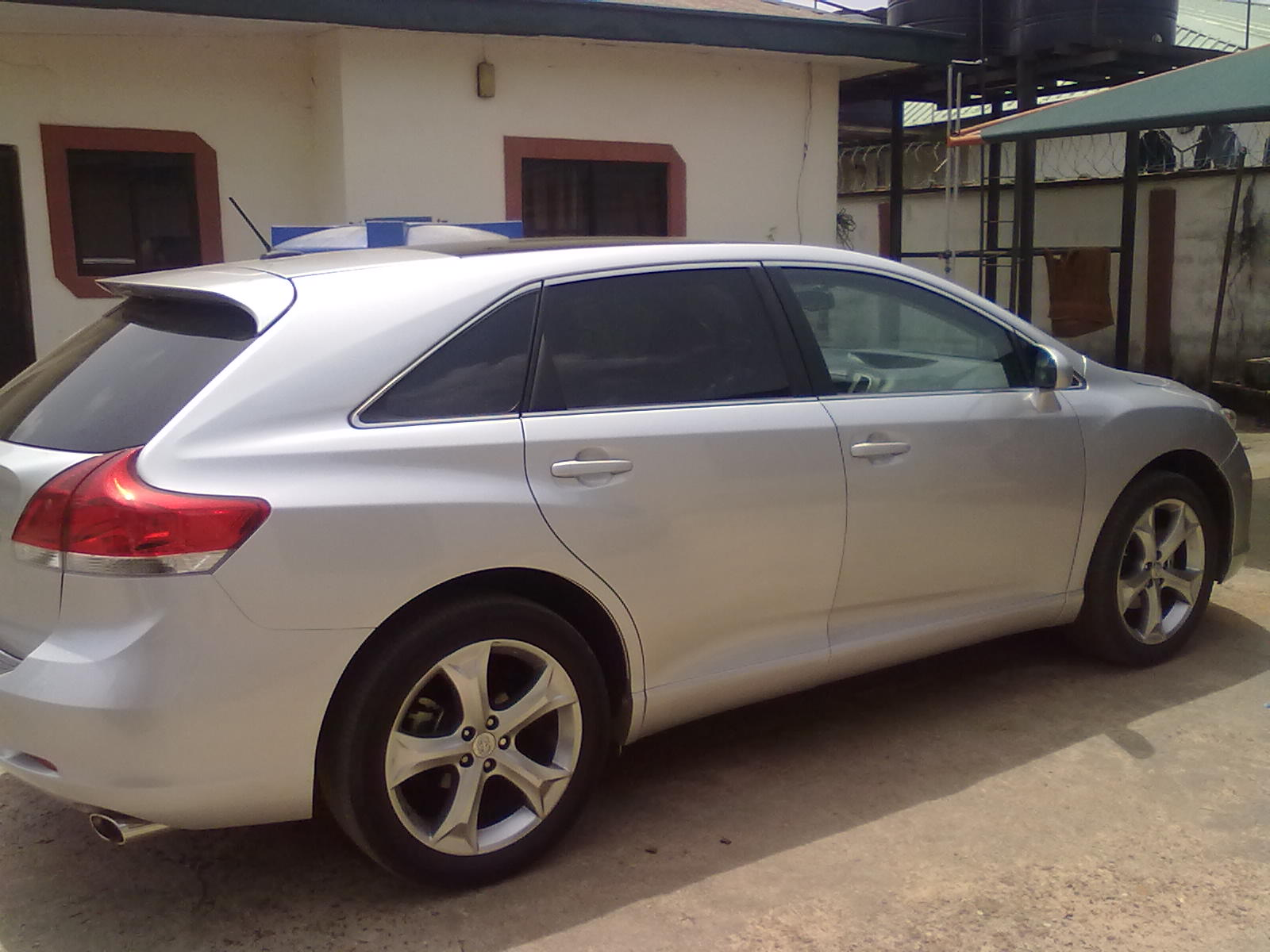 Very Clean Lagos Cleared 2009 Toyota Venza Autos Nigeria