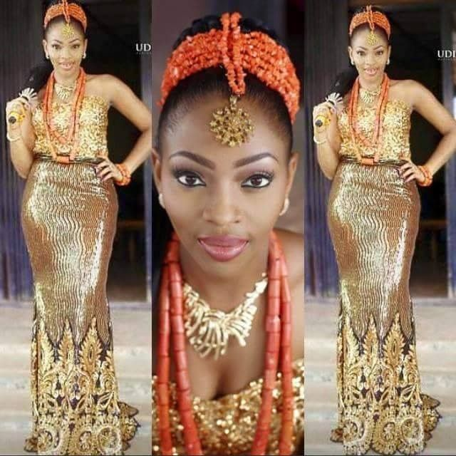 Wedding In Nigeria Traditional Dresses: Twitter War Between Igbo And Yoruba Over Who Has The Most