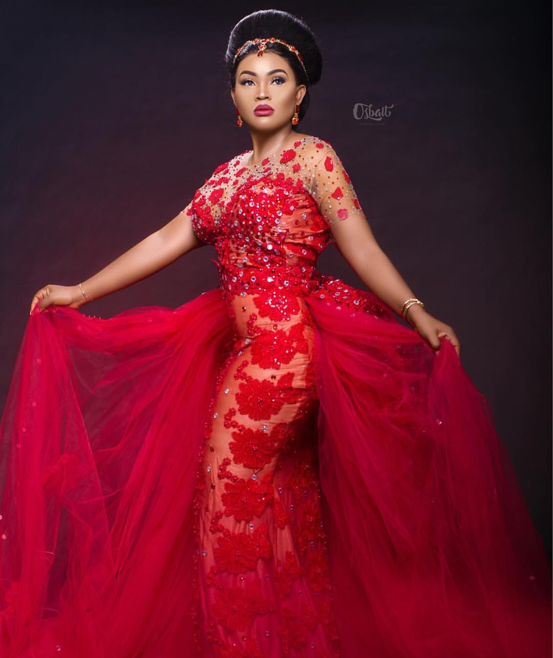 Image result for picture of mercy aigbe's 40th birthday pictures