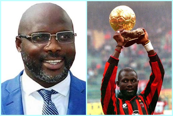 Lessons From Liberia's President-Elect, George Weah's Victory