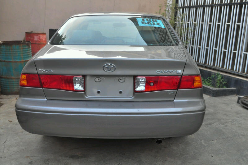 Used Toyota Camry For Sale >> 2001 Toyota Camry Xle V6 For Sale At 1.3m - Autos - Nigeria