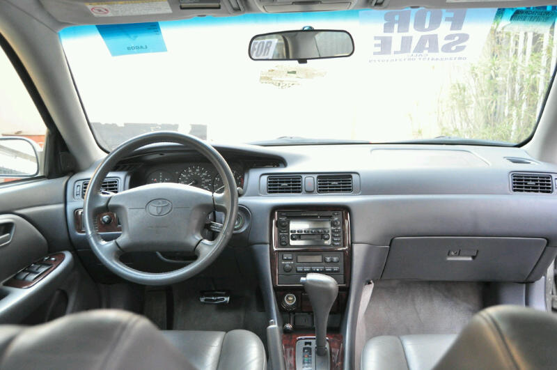 Car Is In Excellent Condition Call 08068860887 Or 08030739751 If Interested  ,. Re: 2001 Toyota Camry Xle ...