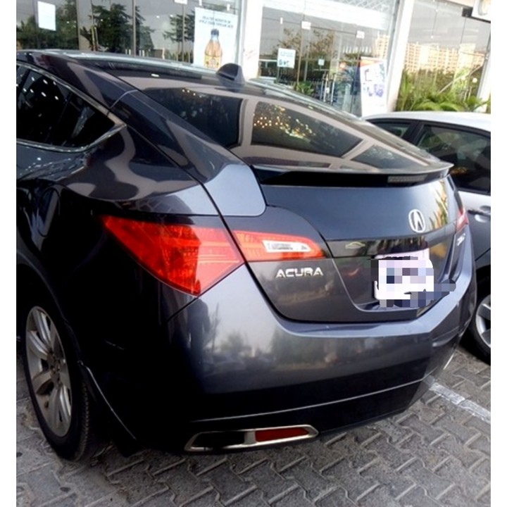 Clean 2010 Acura Zdx Registered @ 6.350m Negotiable
