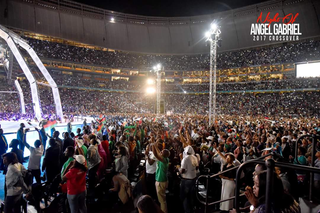 6503046 dspgdex0aaomrk jpege0a63b0eb560a34f546e47aca68e7280 - Malawian Prophet, Shepherd Bushiri Filled Up Africa's Largest Stadium (Photos)