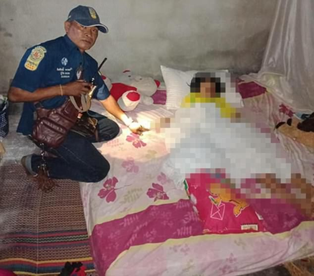 9-Year-Old Girl Bitten To Death By A Cobra On Her Bed In -6238