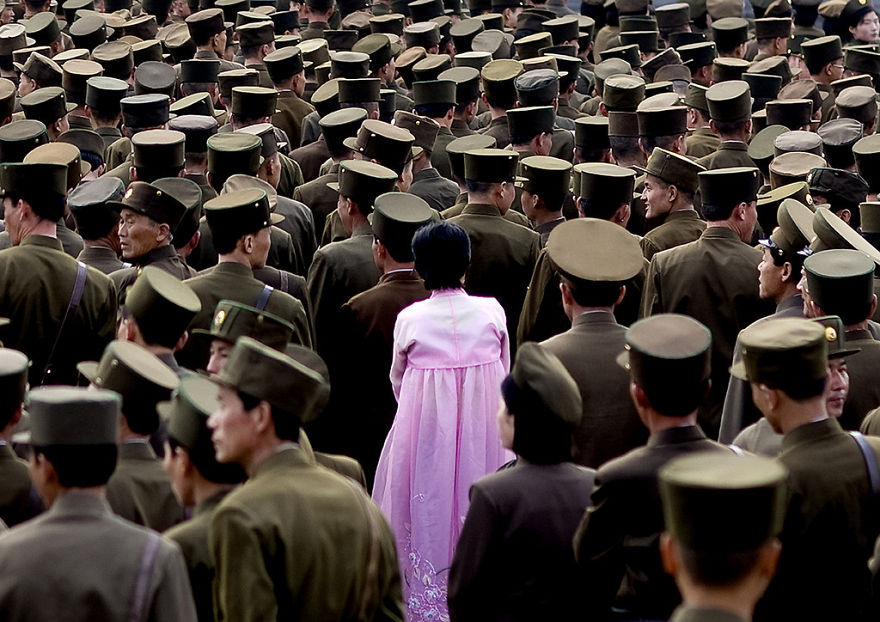 Illegal Photos Of North Korea That Kim Jong UN Doesn't Want You To See