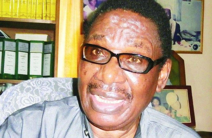 """Stop Crying, Arm Benue People To Defend Themselves"" - Prof. Sagay Tells Ortom"