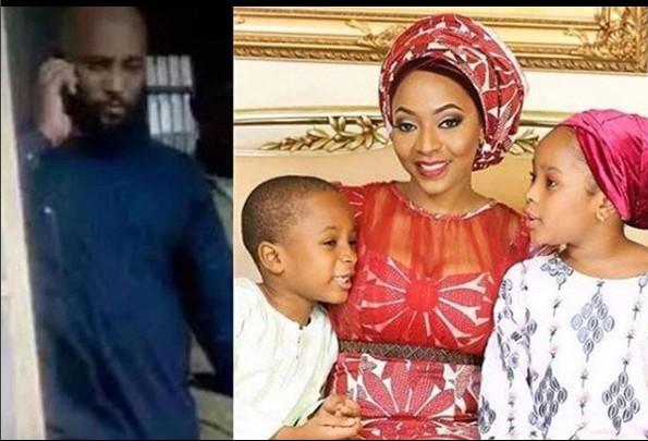 Atiku's Son Flees With His Son After Losing Custody Battle To Ex Wife