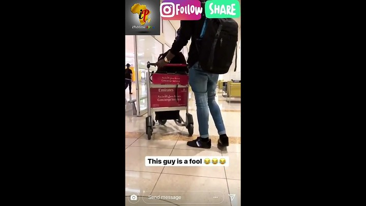 Kiss Daniel takes his only surviving brother to Dubia