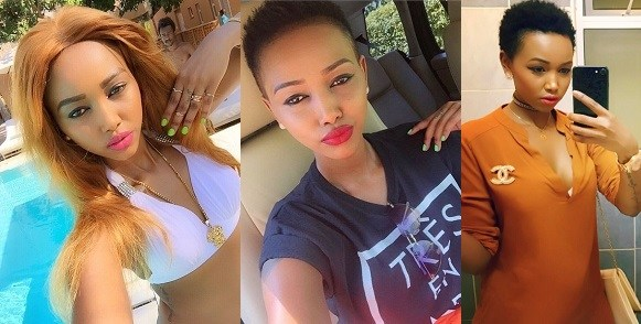 """""""Stop Listening To Nigerian Music"""" - Huddah Monroe Tells Other African Countries"""