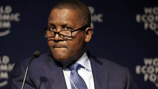Dangote Richest In Africa For 7th Year - Forbes