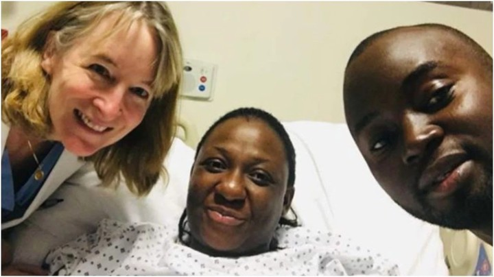 Couple Expecting Twins Welcome Triplets After 9 Years…